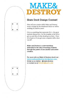 SkateDeck Design Contest